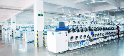 SSM TK2-20CT high-speed precision winding machines