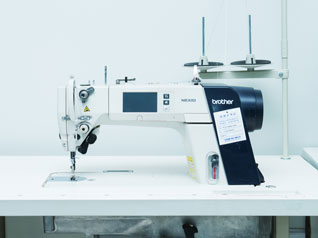 thread sewing tester