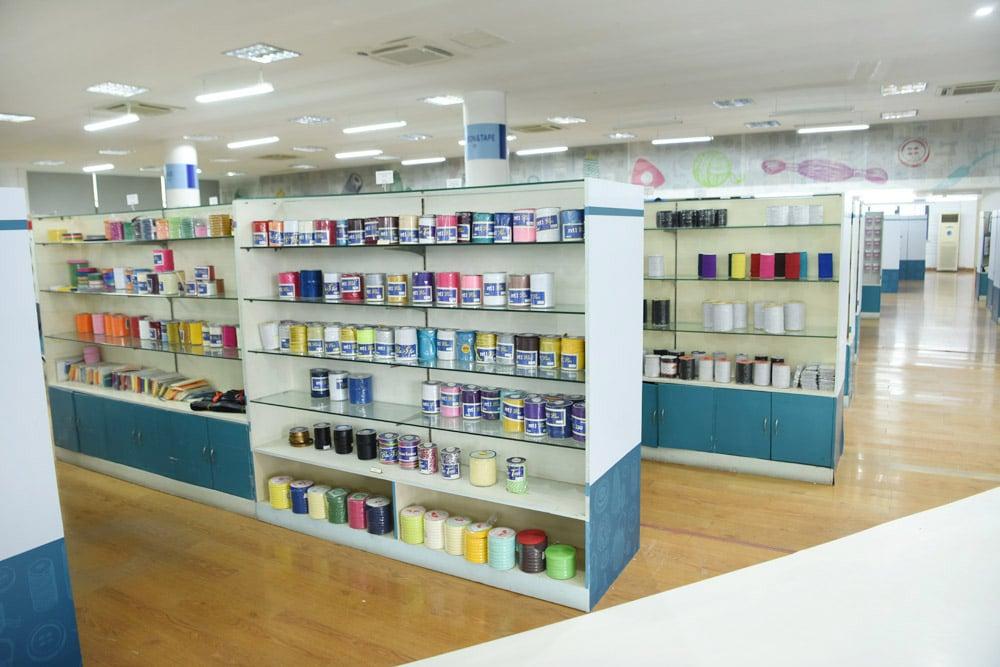 şerit showroom
