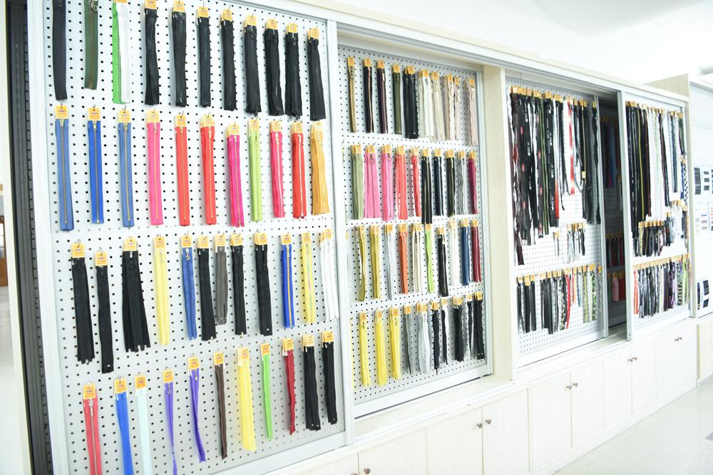 fermuar showroom