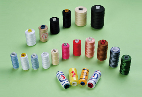 Small Spool of Polyester Sewing Thread