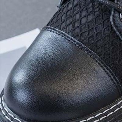 tela de zapatos