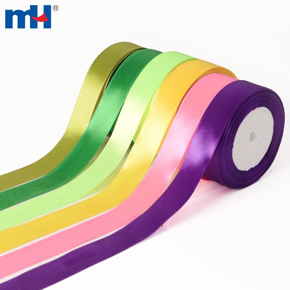25mm satin ribbon