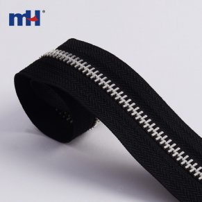 #5 Aluminum Zipper Chain