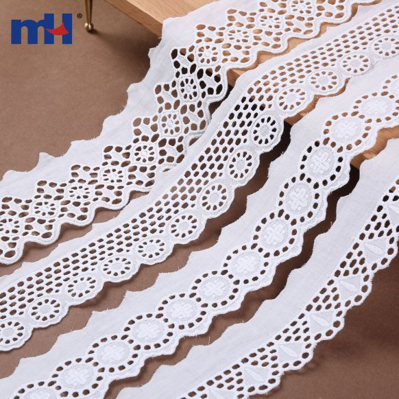 Cotton Lace Trim 0572-8044