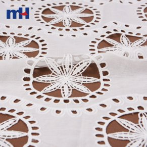 cotton eyelet fabric