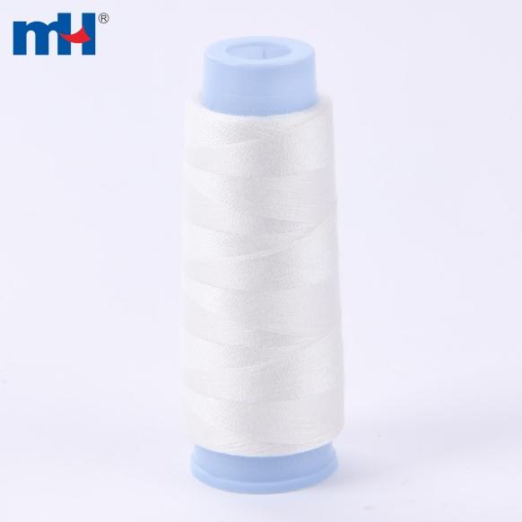 Hilo de PVA soluble en agua-19NA-9004 20S / 2 35G 20 ° C Hilo de coser soluble en agua