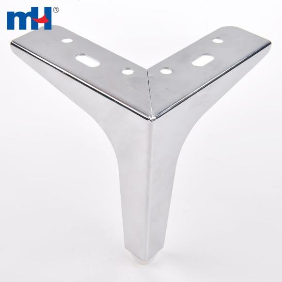 pata de sofá triangular de hierro H150MM