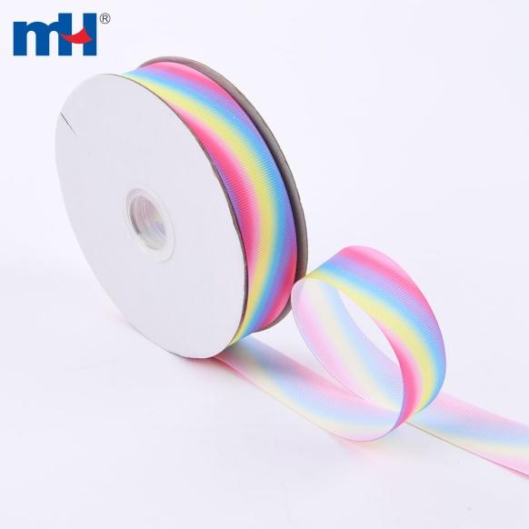 cinta de grosgrain arcoíris 38mm (2)