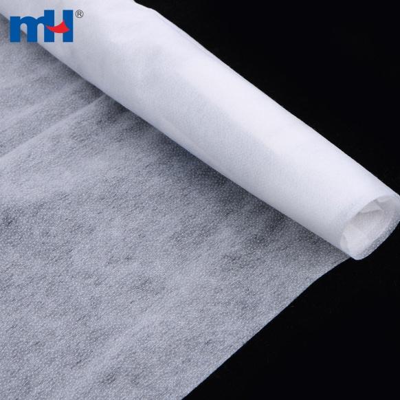 Entretela térmica no tejida de puntos dobles T1020 40G 150CM (1)