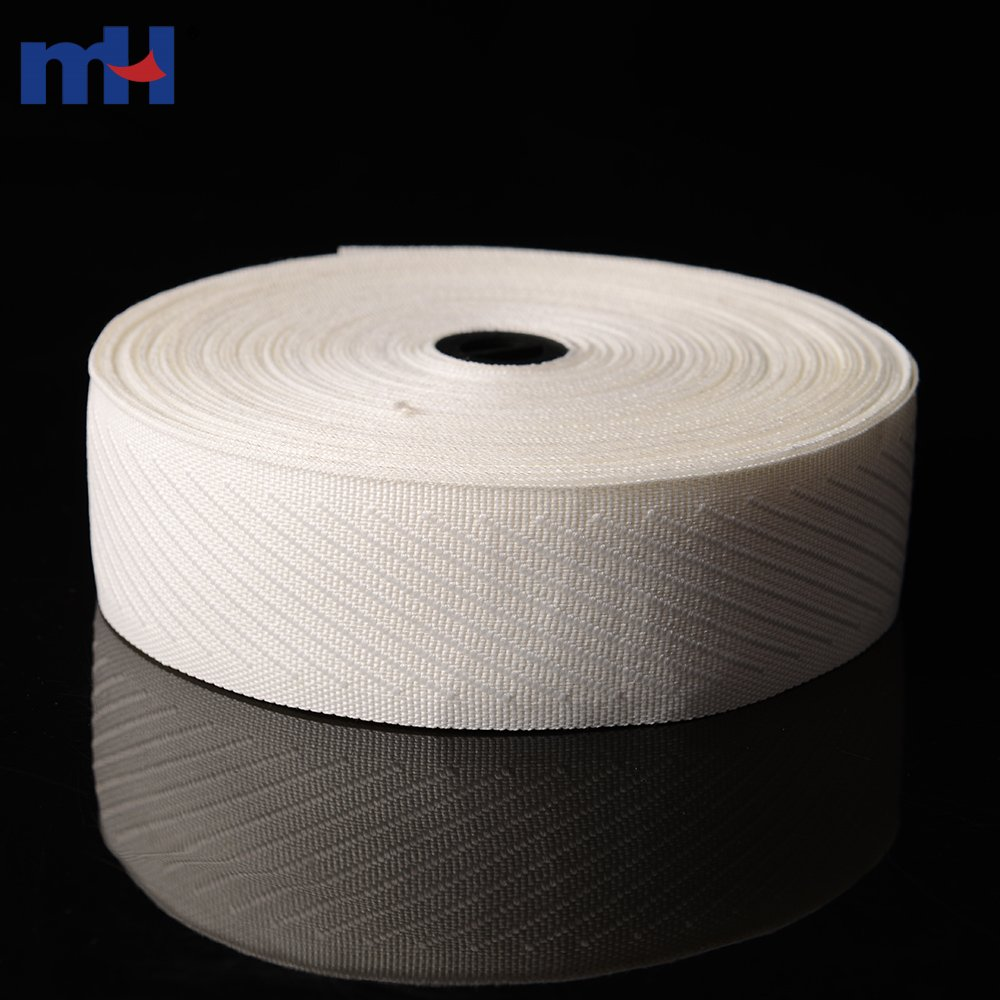 40mm straight stripe polyester mattress edge binding tape. Black Bedroom Furniture Sets. Home Design Ideas