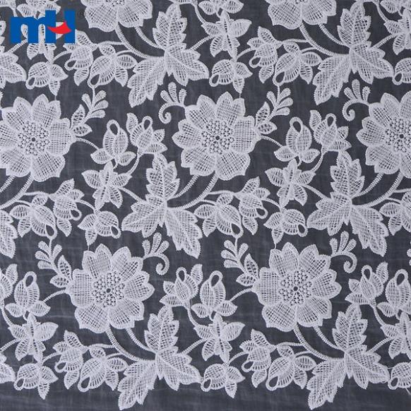 Ткань Organza Lace W002293