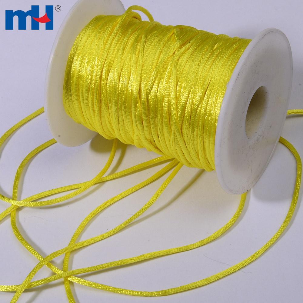 0371-3032 satin rattail cords