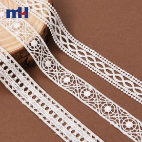 polyester lace trim