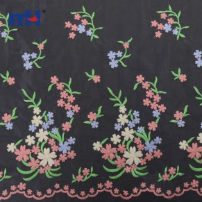 Organza Lace Fabric 1K3111