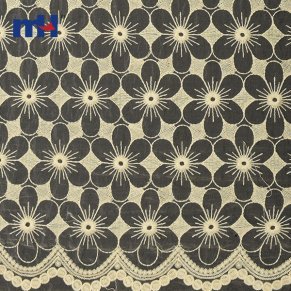 Organza Lace Fabric W002180B