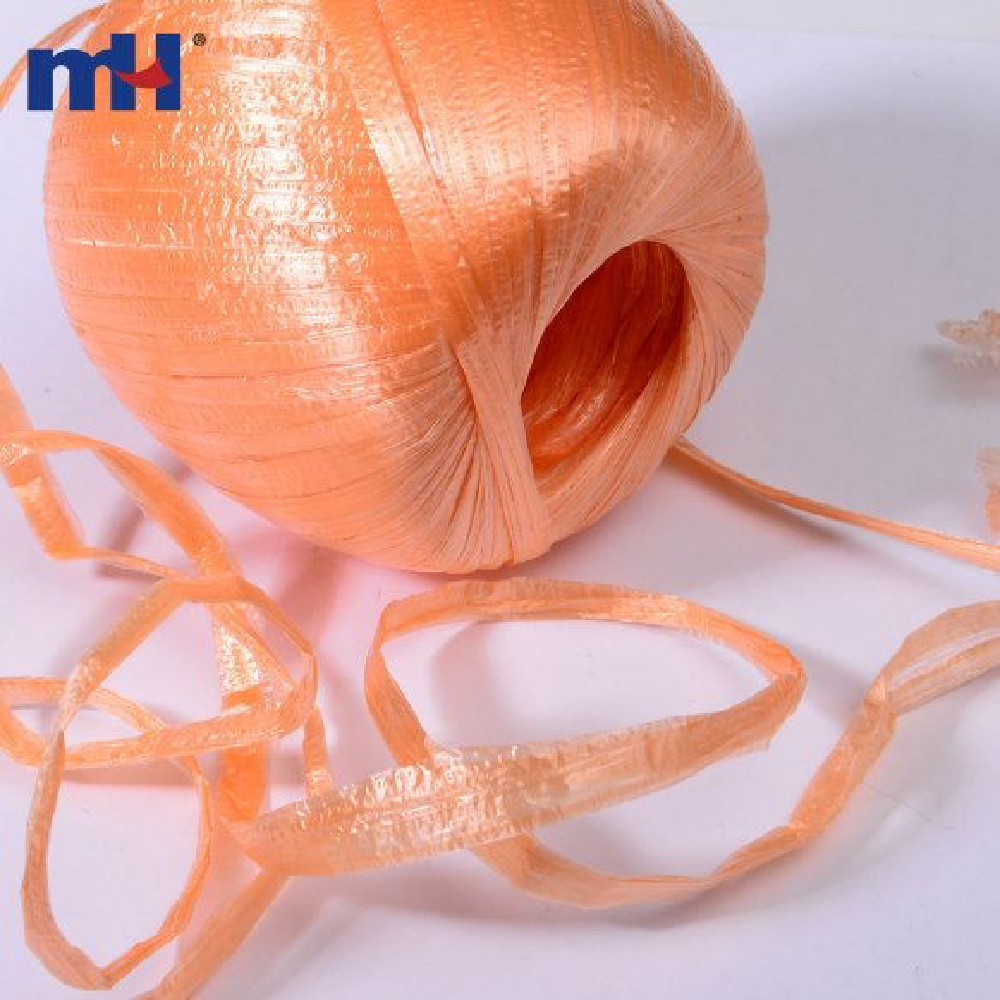 cuerda de embalaje de color