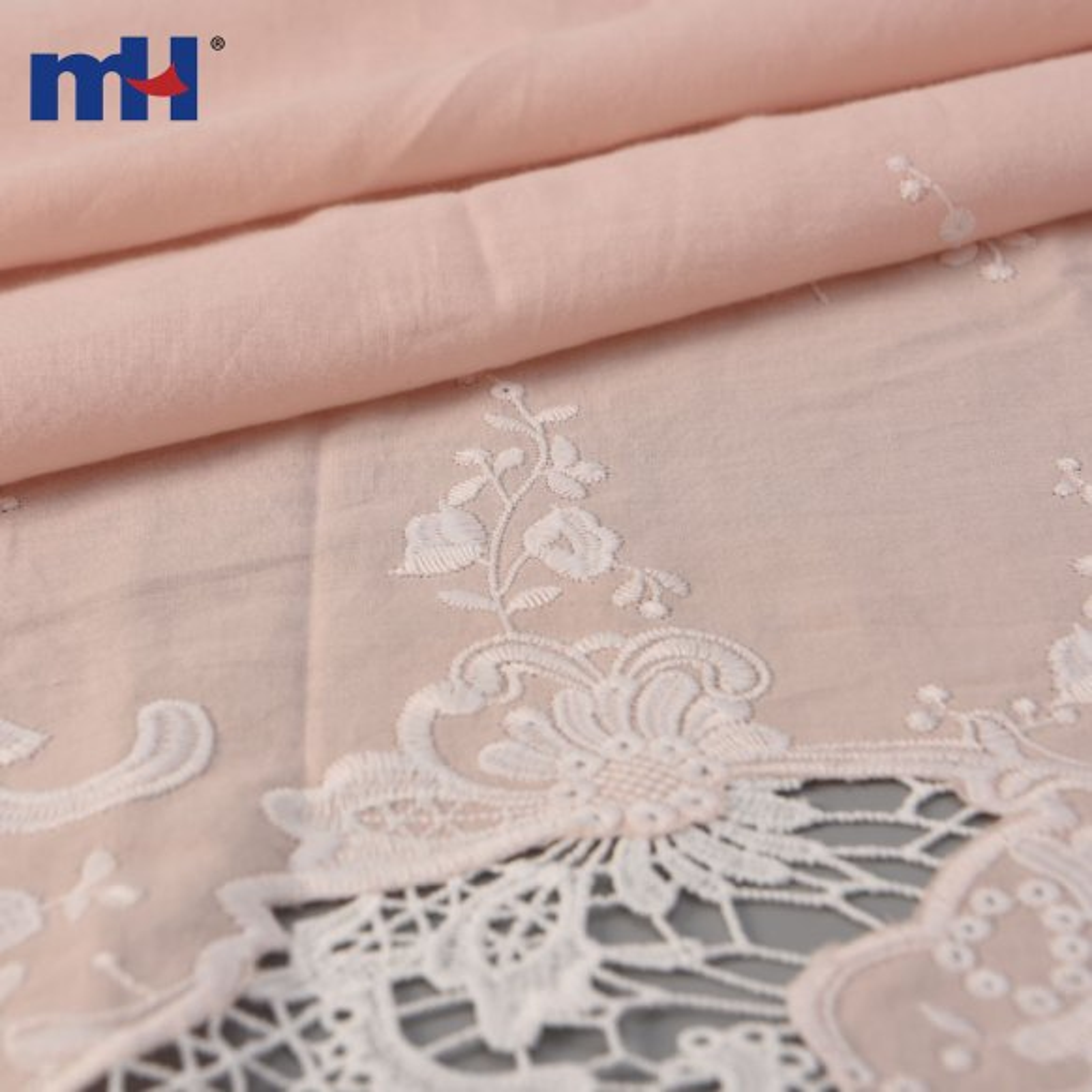 Cotton Lace Fabric S002184L