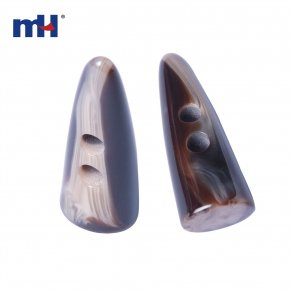 Imitation OX Horn Button 0316-1610