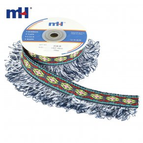 tassel embroidery ribbon