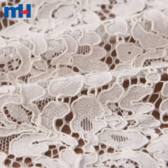 tecido de renda de nylon