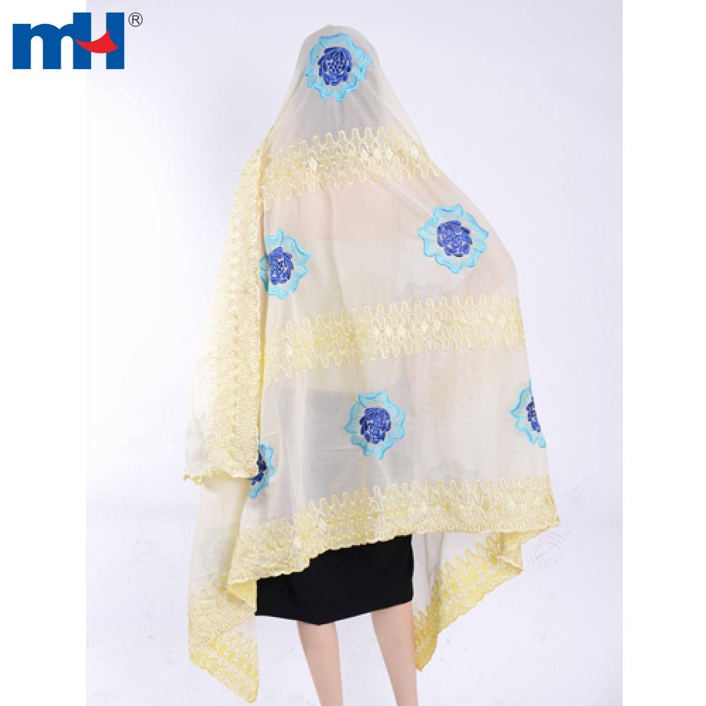 Вышивальный шарф 84.09.440