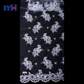 Organza Lace Fabric 0619-0116