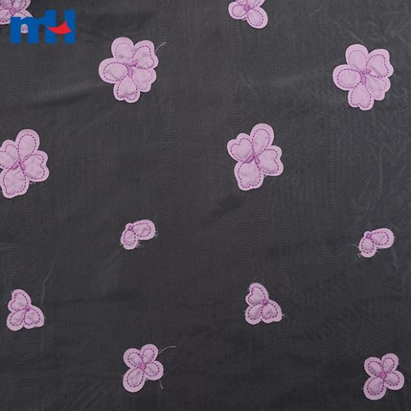 Ткань Organza Lace 1M65