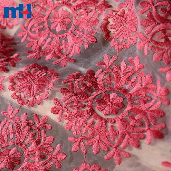 Ткань Organza Lace W003771-1