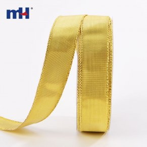 19mm metallic ribbon