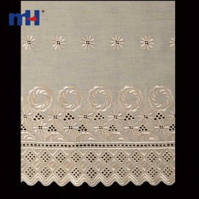 polycotton voile lace