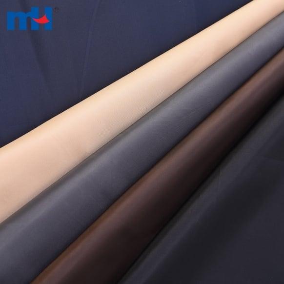 plain dyed taffeta fabric