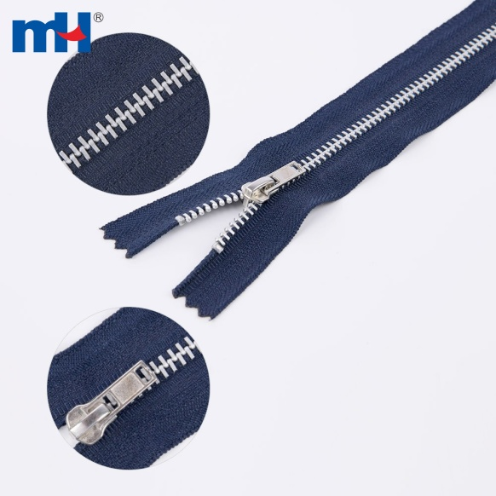 0282-51-1 #4 Aluminum Zipper