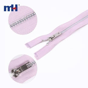 aluminum zipper No5