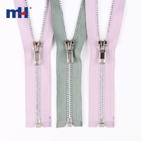 No.5 aluminum zipper