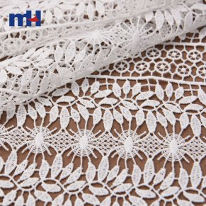 guipure lace fabric