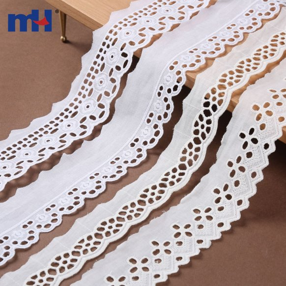 Cotton Lace Trim DTS1930-1