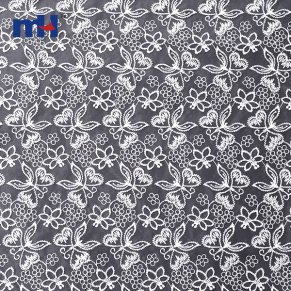 Organza Lace Fabric LD774-2W