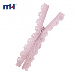 0287-9006 #3 invisible zipper lace tape