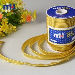 Golden Bias Piping cord