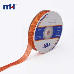 color metallic ribbon