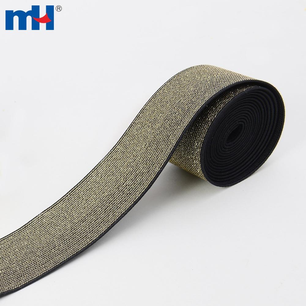 metallic elastic band