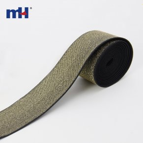 metallic elastic band
