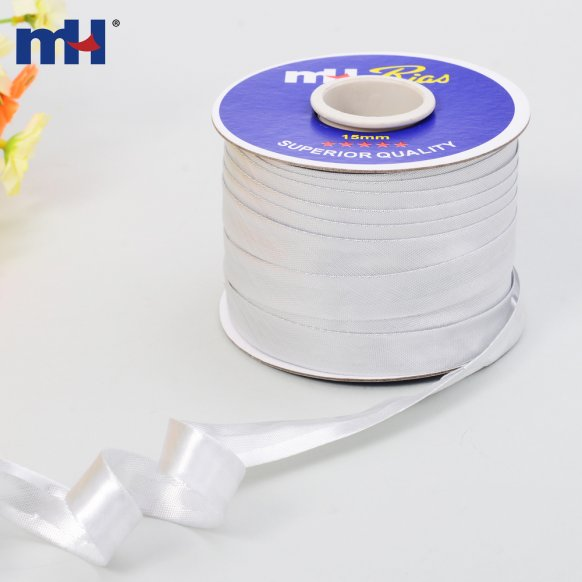 metallic bias tape