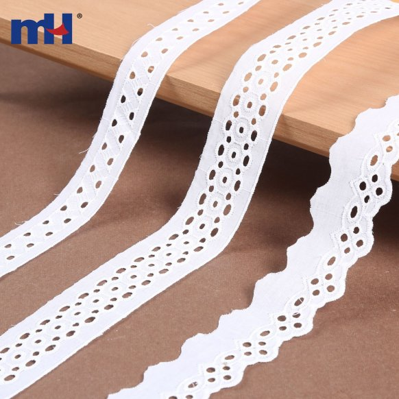 Cotton Lace Trim 0573-1424
