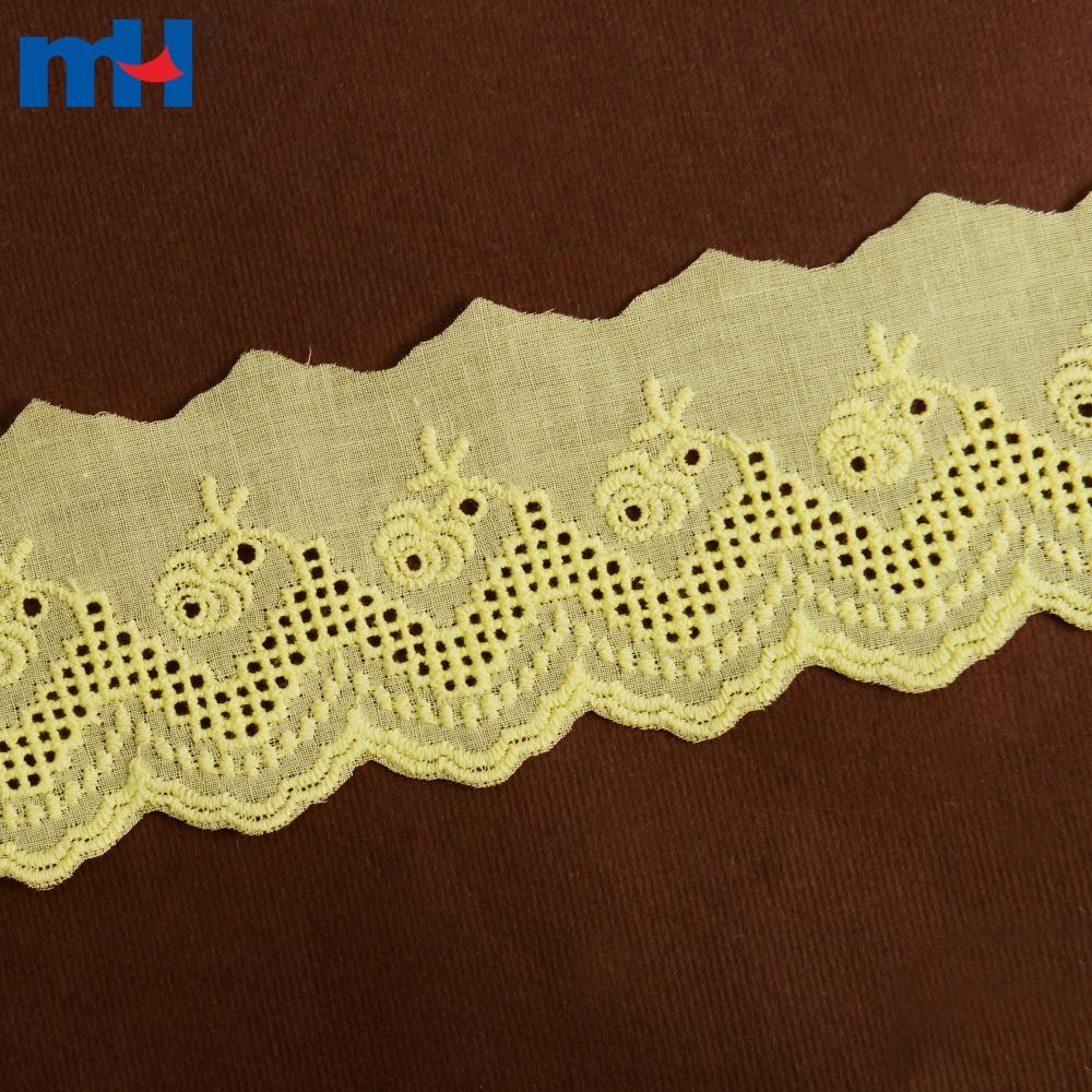 Cotton Lace Trim 0573-2335