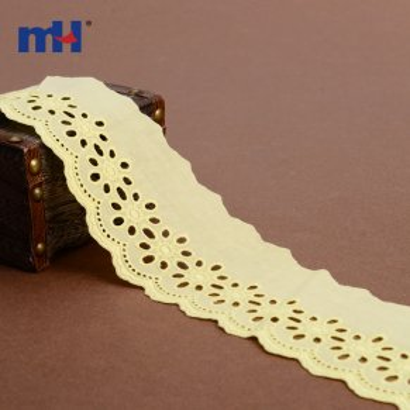 Coupe en dentelle de coton 0573-2239a-1