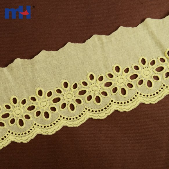 Cotton Lace Trimming 0573-2239a