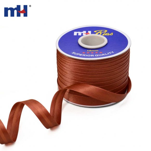 satin bias binding tape