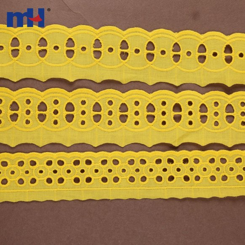 Хлопчатобумажное кружево Trim 0573-1484-1